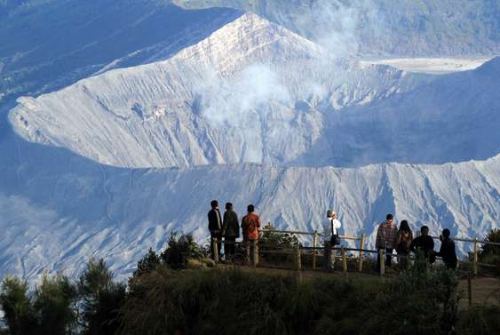 Surabaya to Bromo Tours & Water Rafting-Surabaya 2D