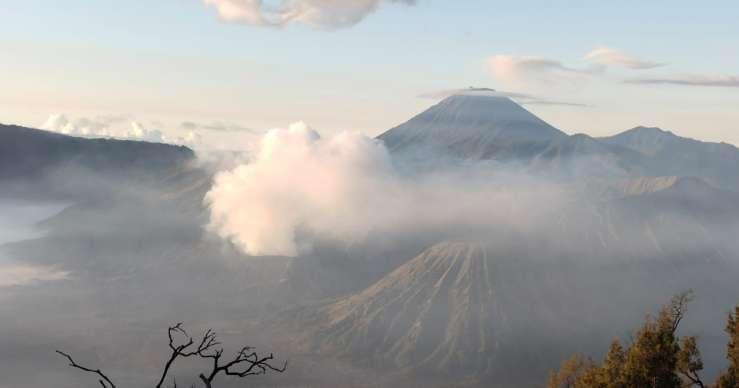 Surabaya to Paragliding - Bromo Ijen Tour - Bali 4D