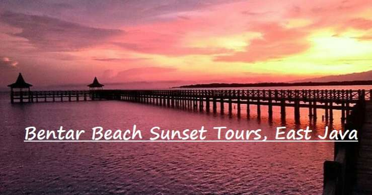 Tours for Ijen blue fire & Bromo sunset to Surabaya 2D
